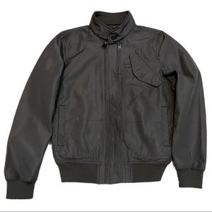 G Star Raw - Mass Bomber Biker Motorcycle Jacket